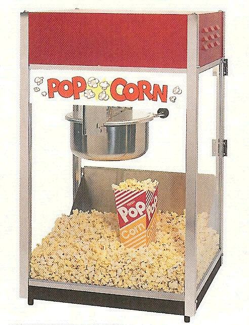 pop corn machine 1