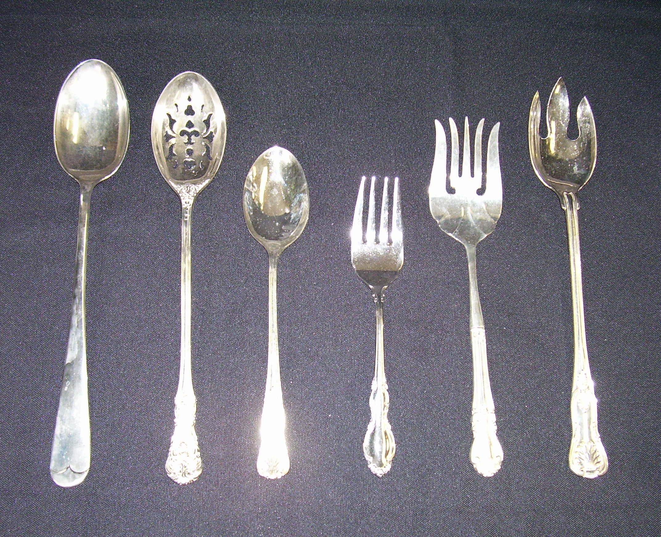 silverplate service ware 1