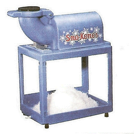 sno cone machine electric 1