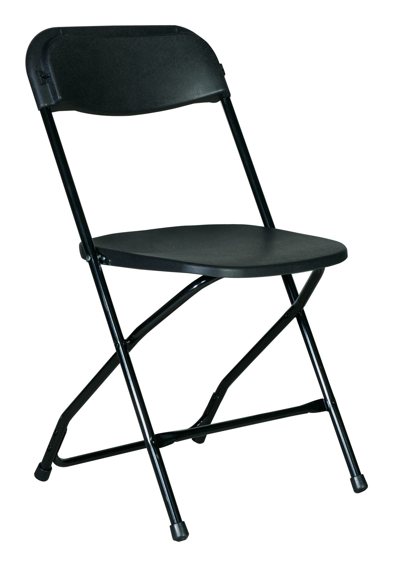 Attrayant Black Folding Chair