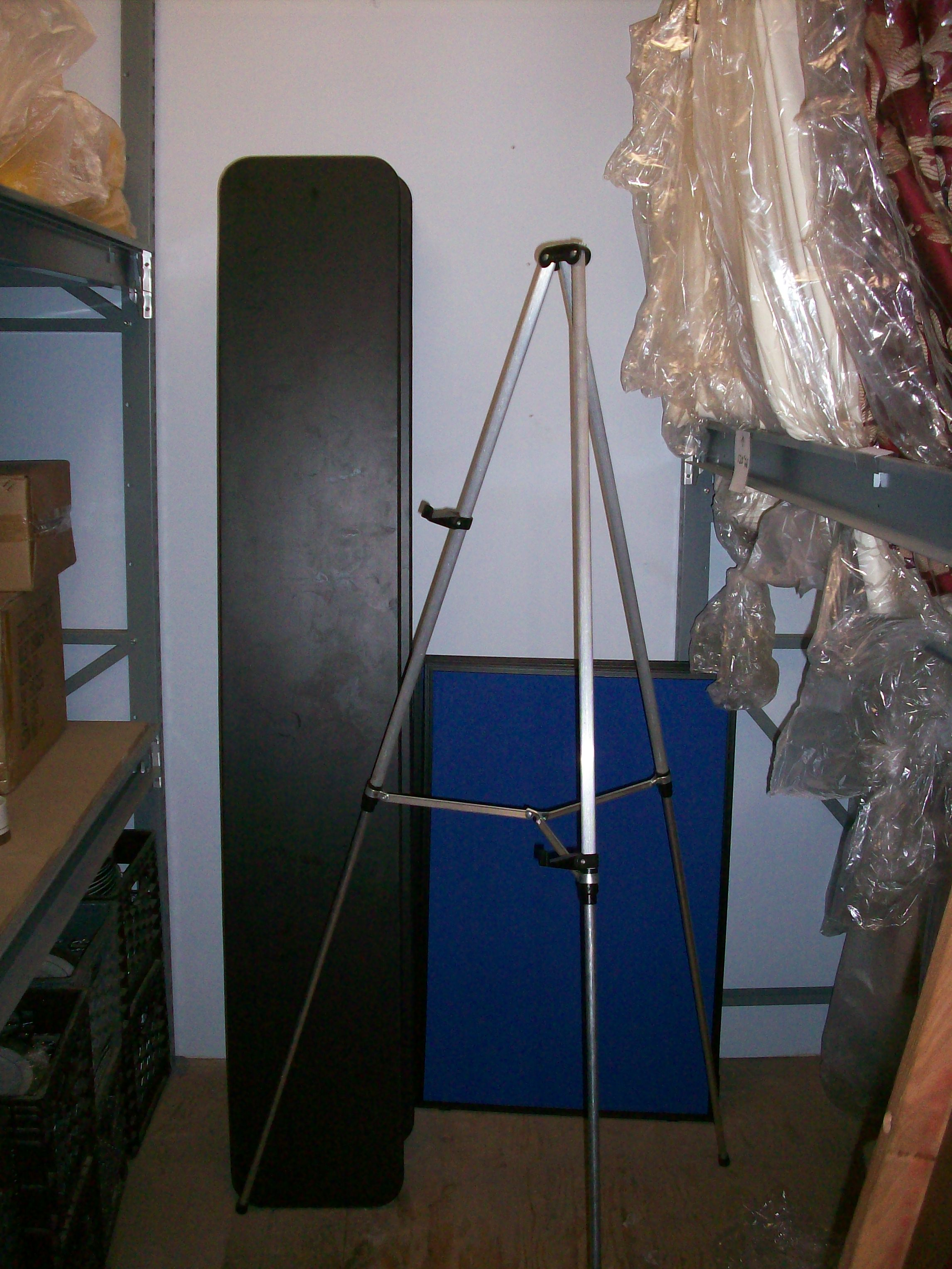 easel adjustable aluminum 1