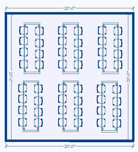 Guidelines For Tent Seating Ii Roland L Appleton Inc