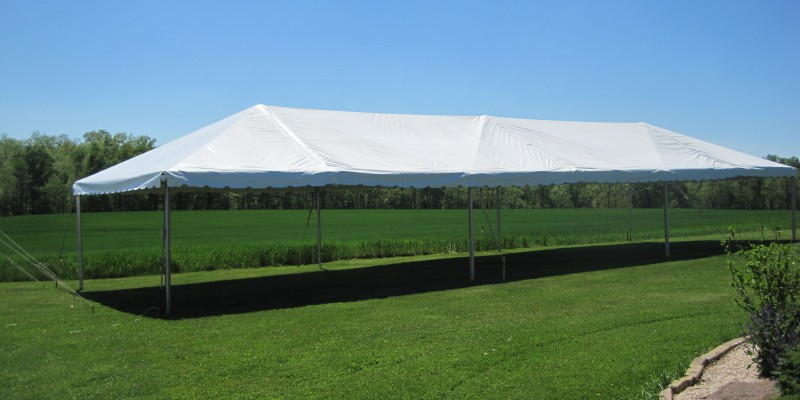 100 Person Tent Package Roland L Appleton Inc