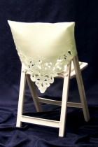 chair shawl ivory embroidered 02